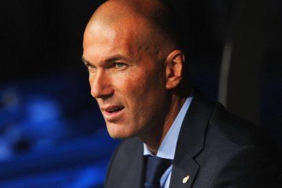 Zidane da un golpe en la mesa: la revolución en el once del Madrid para el Alavés