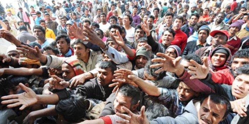 """""""Los emigrantes son una gracia, no una amenaza ni una invasión sospechosa"""""""