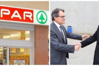 El dueño de Spar y Valvi, agitador oficial del separatismo a cambio de un pastizal