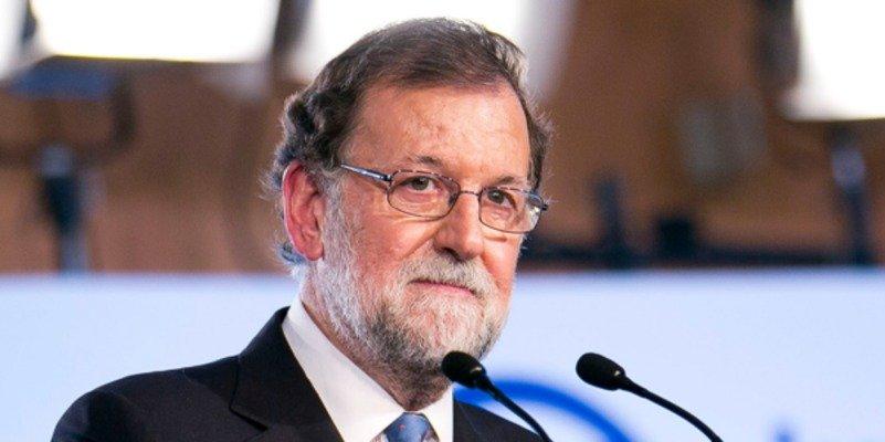 """Mariano Rajoy advierte a Puigdemont y sus compinches: """"Están a tiempo de evitar males mayores"""""""