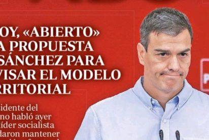 ¿No habíamos quedado en que el PSOE era la socialdemocracia?
