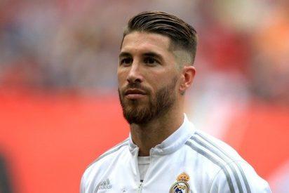 Sergio Ramos la lía con una 'rajada' tras caer ante el Betis (y apunta al Barça)