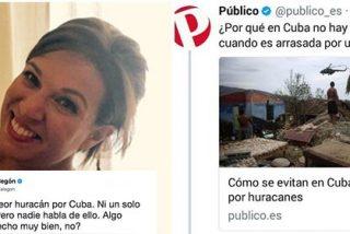 Bestial ridículo de 'Público' y la castrista Talegón por sacar pecho del régimen cubano