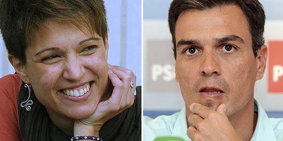 """La chaquetera Talegón o cómo pasar de 'apuñalar' a Pedro Sánchez a defender la bobada de """"todas las naciones son España"""""""