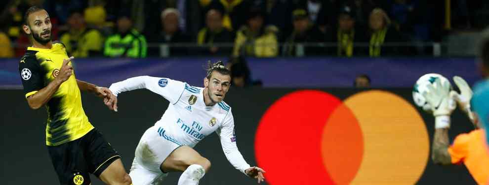 Termina la maldición de Dortmund para el Madrid