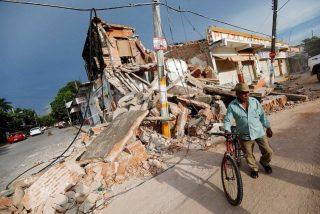 Migrantes aplazan su viaje a EEUU para ayudar en Oaxaca