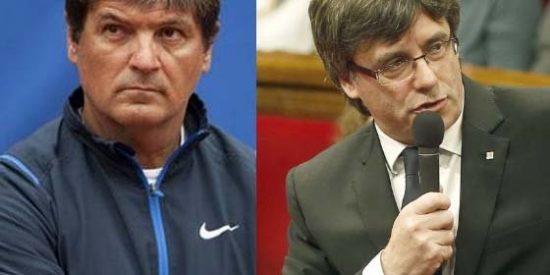 """'Ace' de Toni Nadal a Puigdemont, Junqueras y compañía: """"No tienen razón: Mallorca no es solo de los mallorquines, al igual que Cataluña no es solo de los catalanes"""""""
