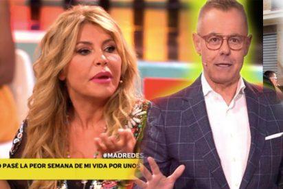 Tremenda lección de Cristina Tárrega a Jordi González
