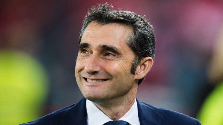 Valverde pone sobre la mesa del Barça un bombazo para el mercado de invierno