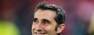 La bronca con Valverde que ensucia la victoria del Barça contra el Espanyol