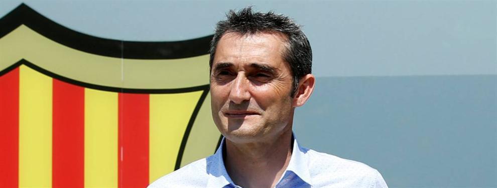 Valverde prepara una sorpresa para el once del Barça en el derbi frente al Espanyol