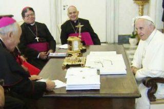 El Papa no se reunirá formalmente con los obispos venezolanos en su visita a Colombia
