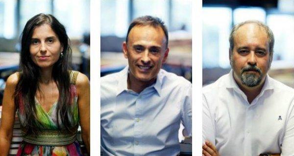 ABC refuerza su redacción con tres nuevos directores adjuntos
