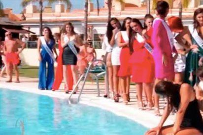 [VÍDEO] Esta modelo quiso destacar en Miss Universo pero terminó mal