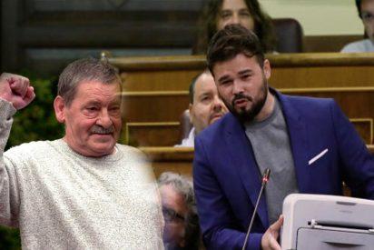 [VÍDEO] ¡Insólito! Gabriel Rufian y Jon Idígoras comparten el mismo discurso anti España