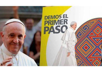 ¡Bienvenido Papa Francisco!
