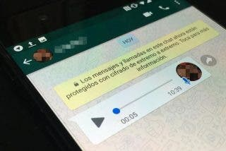 El truco secreto en WhatsApp para pasar tus notas de voz a texto