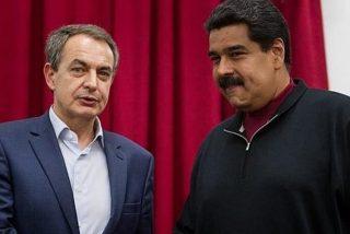 El tirano Maduro acepta la invitación de Zapatero para reanudar el diálogo