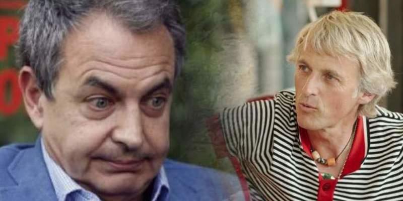 Jesús Calleja confiesa el momento lésbico que vivió con el socialista Zapatero
