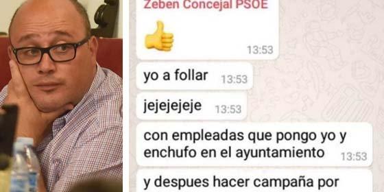Un Concejal Del Psoe En Canarias Tiene Claras Sus Prioridades Como