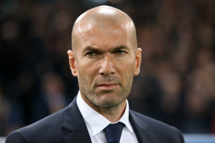 El último palo a Zinedine Zidane en el vestuario del Real Madrid