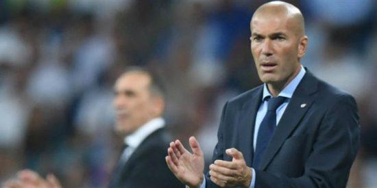Zidane llevó al banco de suplentes a una de las grandes promesas argentinas