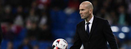 Zidane no se imagina La Liga sin Barcelona