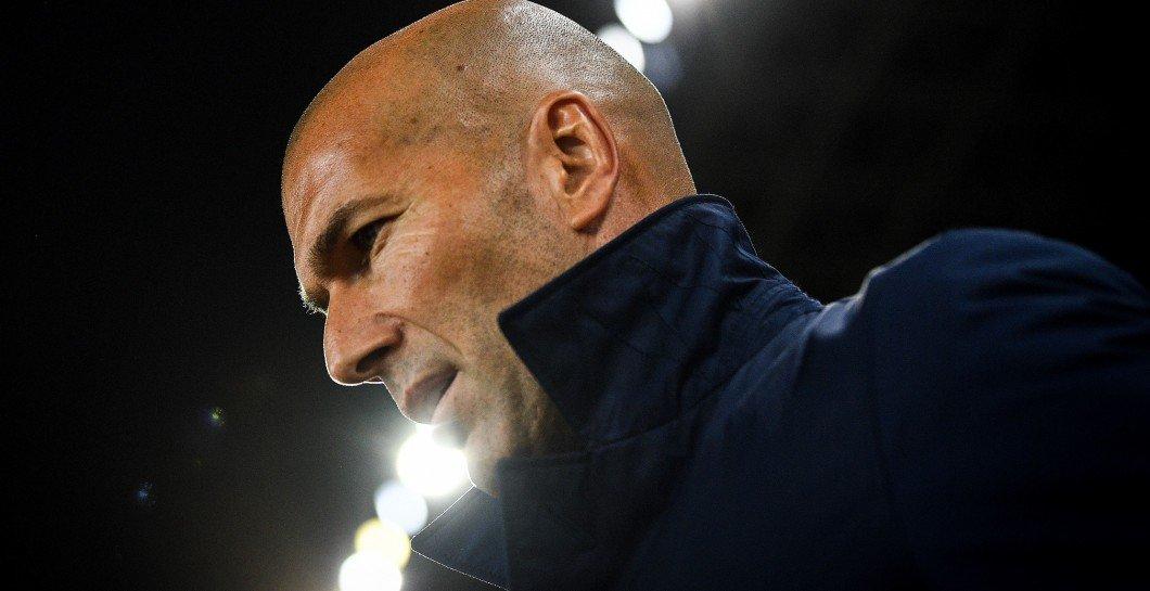 La clave en la crisis del Real Madrid que señala directamente a Zidane (y a Florentino Pérez)