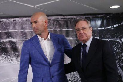 El plan de Florentino Pérez y Zidane para poner en jaque a un intocable del Real Madrid