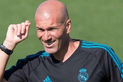 Zidane ya tiene a su nuevo James Rodríguez: el jugador 'tocado' a las primeras de cambio