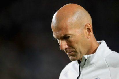 El jaleo con Zidane en Anoeta que obliga a intervenir a Florentino Pérez