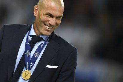 El jugador por el que Zinedine Zidane ha puesto en alerta a Florentino Pérez