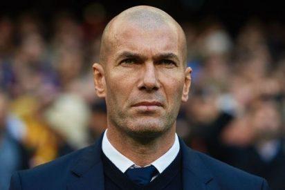 Zidane tira de la manta: el francés deja ver las diferencias entre Cristiano y Florentino Pérez