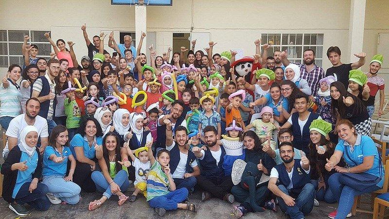 """""""Ni guerra ni paz"""": nueva carta de los maristas de Alepo"""