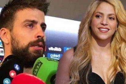 A Shakira le están dando la del pulpo en redes sociales por culpa del independentista Piqué