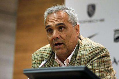 Mario Armando Husillos sustituye a Francesc Arnau como director deportivo del Málaga