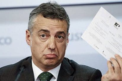 El PP sacude al rebaladizo Urkullu por apoyar el golpe a la democracia