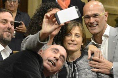 Ya está en marcha la lenta pero implcable máquina de la Justicia contra los sediciosos de Cataluña