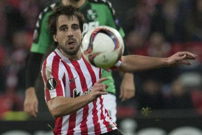 El centrocampista Beñat Etxebarria renueva con el Athletic de Bilbao hasta 2020