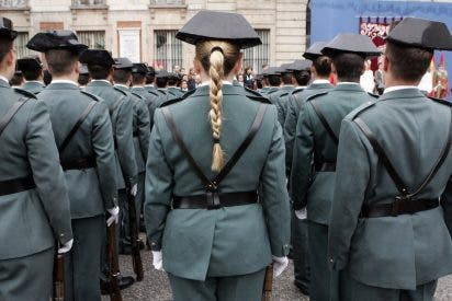 La Guardia Civil arrasa en las redes sociales con su breve y tajante mensaje
