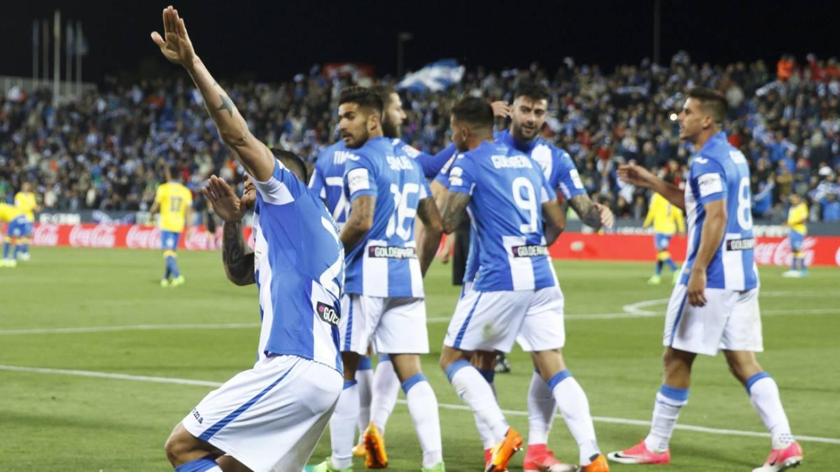 El Leganés denuncia el robo de las entradas de grada visitante para el partido contra el Athletic