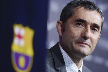 El lío gordísimo que tiene Ernesto Valverde en el vestuario del Barça