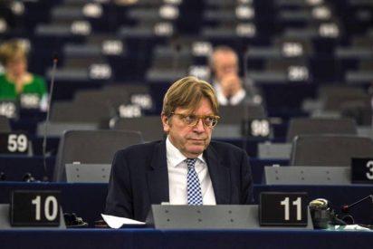 El demoledor discurso sobre Cataluña del portavoz de los liberales europeos evocando el 23-F
