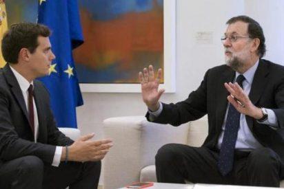 Rajoy no hace caso a Rivera y descarta aplicar el artículo 155 en Cataluña