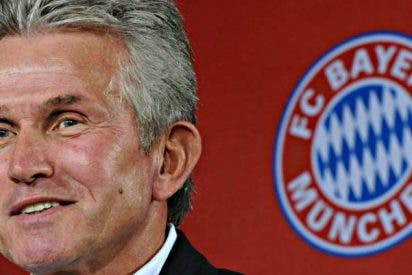 Jupp Heynckes, que vuelve con 72 años al Bayern Múnich, se pone modesto