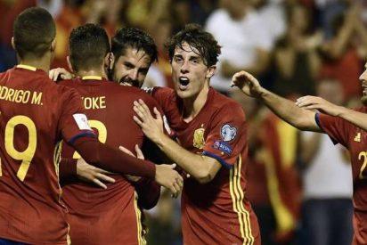 Costa Rica y Rusia serán 'sparrings' de España en la prepararción del Mundial