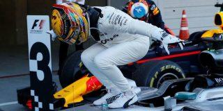 Triunfo de Hamilton en Japón donde el británico se mete medio título en el bolsillo