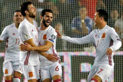 Casi 5 millones de telespectadores vieron el triunfo de España en Israel