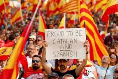 """Por Tierra, Mar y Aire... """"No nos engañan, Cataluña es España"""""""