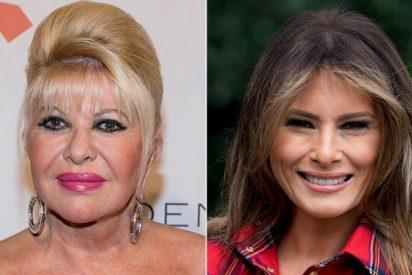 Polémicas declaraciones de Ivana Trump y el comunicado de respuesta de Melania